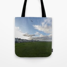 Irish landscape Tote Bag