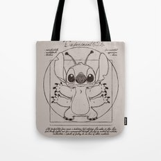Stitch vitruvien Tote Bag