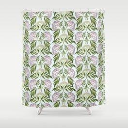 Elderberry Shower Curtain