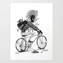 Gunpoint Art Print