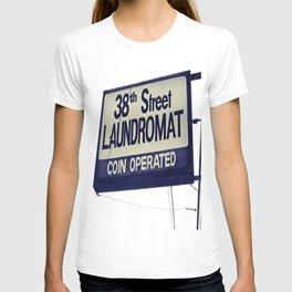 38th Street Laundromat T-shirt
