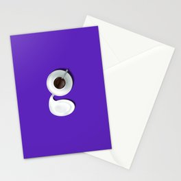 36 - G Stationery Cards
