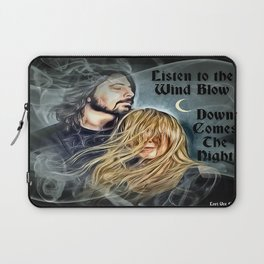 Stevie Nicks & Dave Grohl - Listen to the Wind Blow ~ Laptop Sleeve