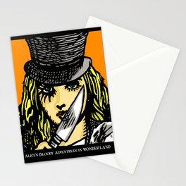 A Clockwork Wonderland Stationery Cards