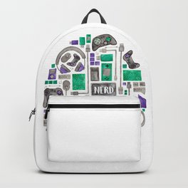 Gamer/Computer Nerd Backpack