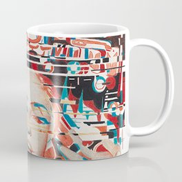 Thunderbird Formline Drawing Coffee Mug