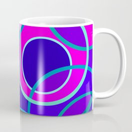 Abstract circle 199 Coffee Mug