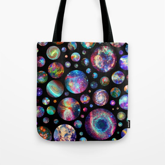 Bubbleverse Tote Bag