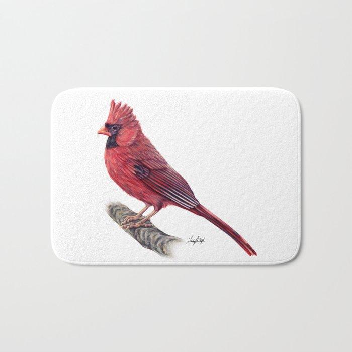 Cardinal Bath Mat