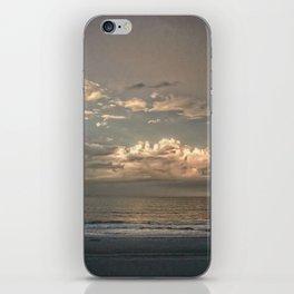 Sundown at the Shore iPhone Skin