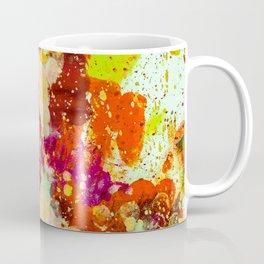 Neon Splash Coffee Mug