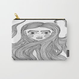 Lindsay's hair Carry-All Pouch