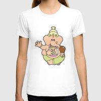 ganesha T-shirts featuring Ganesha by Andrés Diplotti