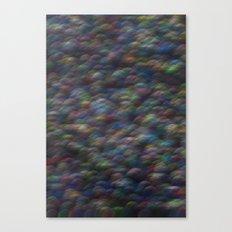 Cosmos Pixel Canvas Print