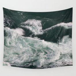 Water Photography | Seascape | Massive Waves | Ocean view | Riptide Wall Tapestry