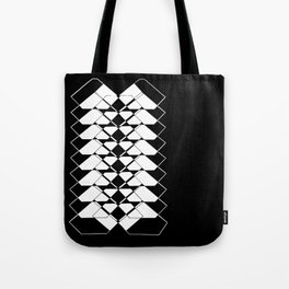 Escamas Tote Bag