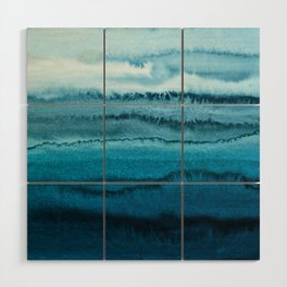 WITHIN THE TIDES - CALYPSO Wood Wall Art