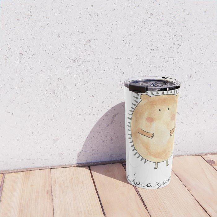 Abrázame Travel Mug