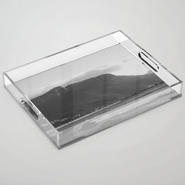 Winter in Cape Town Acrylic Tray