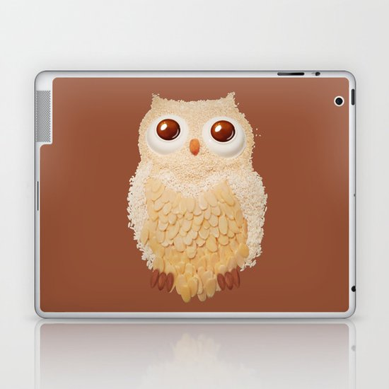 Owlmond 1 Laptop & iPad Skin