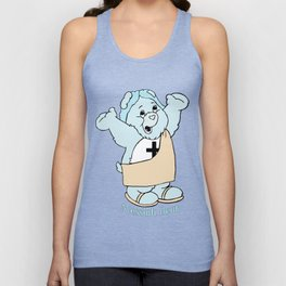 Messiah Bear Unisex Tank Top