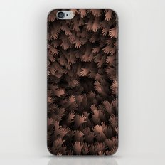 Thousand hands iPhone & iPod Skin