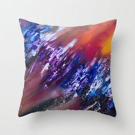 Eidelweiss Throw Pillow