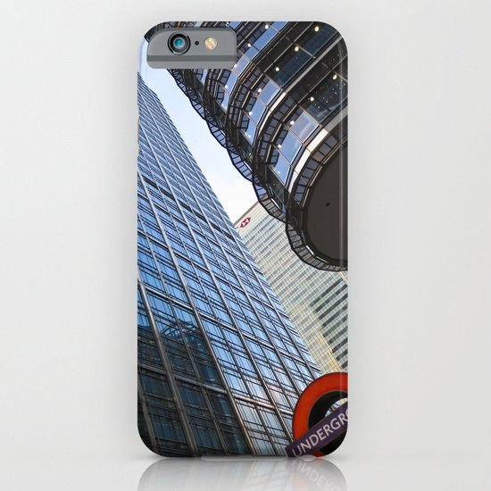 Canary Wharf  iPhone & iPod Case