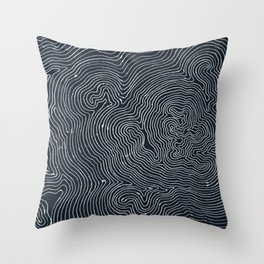 Enlightened Journey Throw Pillow