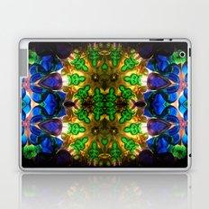 Kaleido: Blue, Green, Yellow Laptop & iPad Skin