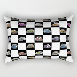 Crazy Car Art 0158 Rectangular Pillow