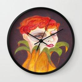 RETRATO 120314 Wall Clock