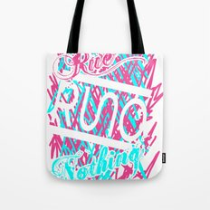 Rue Nothing Sketch Print Tote Bag
