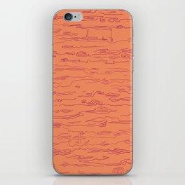 Western vibe iPhone Skin