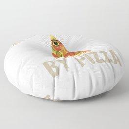 pizza hobby dough italy italy trust pizza earth Floor Pillow