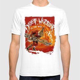 The Doof Warrior vs The Mad T-shirt