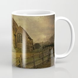 St Clement's Old Romney From The East Coffee Mug