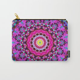 Dia De Los Wild Colors Carry-All Pouch