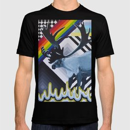Geometric Caribou T-shirt