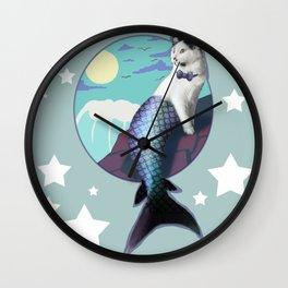 Nala the mercat Wall Clock
