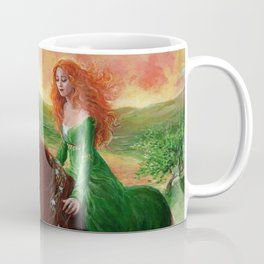 Aine, Queen of the Faeries Coffee Mug