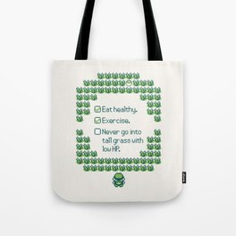 Green Trainer Tips Tote Bag