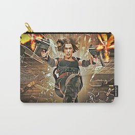 resident evil Carry-All Pouch