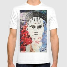 LES MISERABLES MEDIUM Mens Fitted Tee White