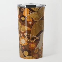 Mushroom Stitch Travel Mug