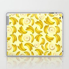 Banana Fruity Pattern  Laptop & iPad Skin