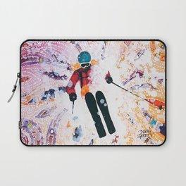 Powder Princess Laptop Sleeve