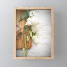 Serenity  Framed Mini Art Print