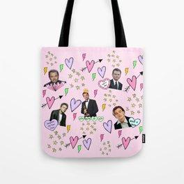 Leo Love Tote Bag