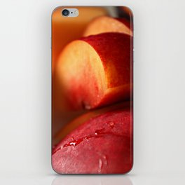 Plums for Breakfast iPhone Skin